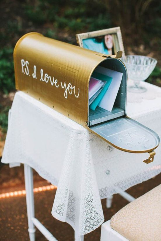 35 Rustic Wedding Card Boxes And Their Alternatives