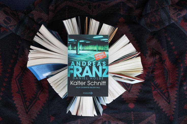 """Mit """"Kalter Schnitt"""" legen die Spannungs-Spezialisten Andreas Franz und Daniel Holbe einen neuen, packenden Kriminalroman vor. Julia Durants 17. Fall ist einer ihrer grausamsten!"""
