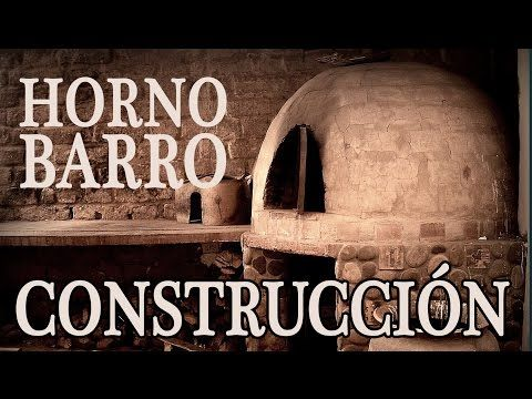 Horno de leña para Pizza parte 2 - YouTube