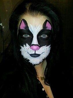.cat face