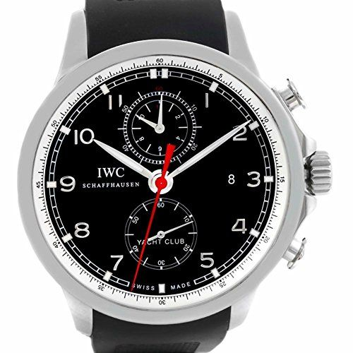 IWC Portuguese automatic-self-wind mens Watch IW390210 (Certified Pre-owned) ** Be sure to check out this awesome product.
