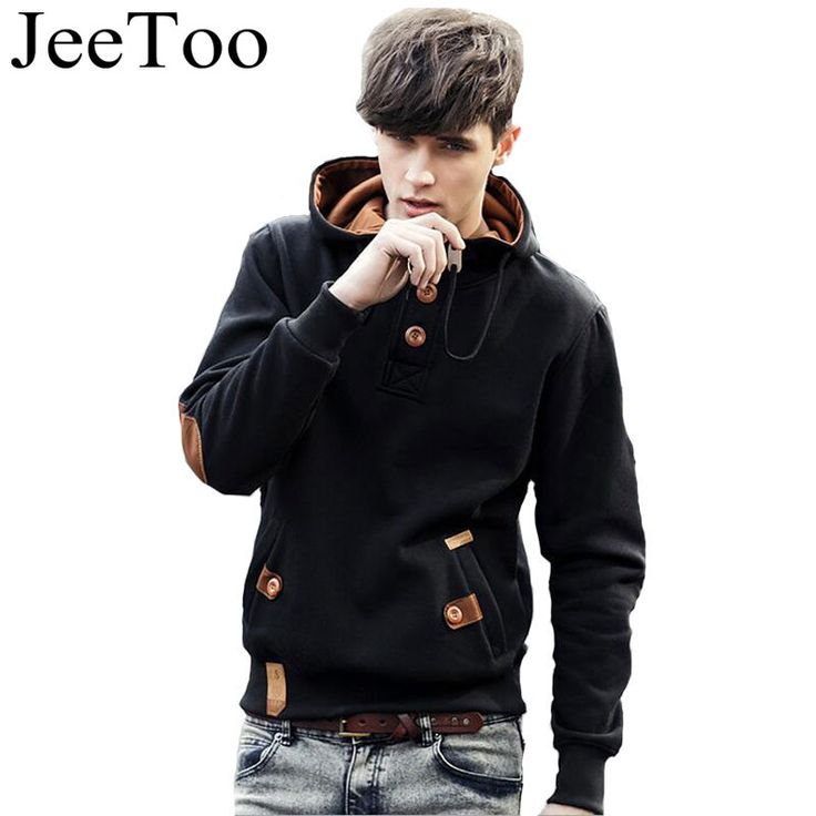 mens fashion casual Men Hoodies 2016 Brand Caual Hoodies Men Fleece Fashion Hip Hop Warm Hoody Polo Mens Hoody Jacket Sweatshirt Mens Sweat Homme -- Detailed information can be found on AliExpress website by clicking on the VISIT button