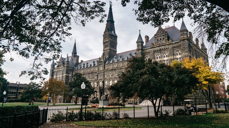 Georgetown, Washington, D.C.: Postcard-Pretty - The New York Times