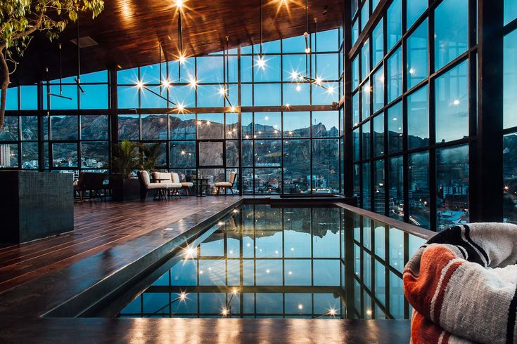 <p>The real gem in the middle of Andes, Atix hotel overlooks the urban landscape of Bolivia's capital La Paz. Set in the district of Calacoto, the hotel opened its doors in August 2016 and was conceiv