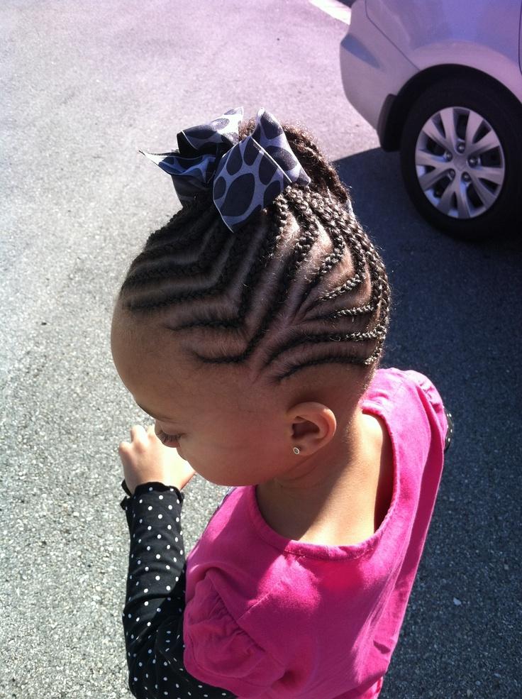 111 best Little girl braids images on Pinterest | Natural ...
