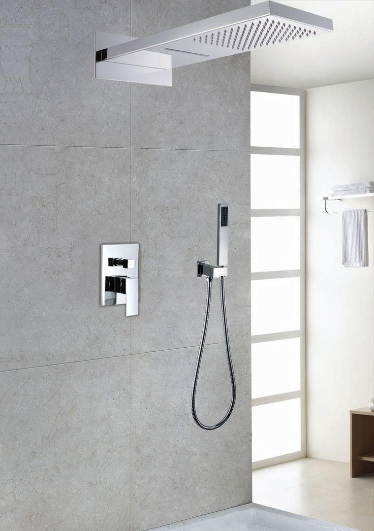 Sumerain Waterfall Shower System S3047CW 22 best