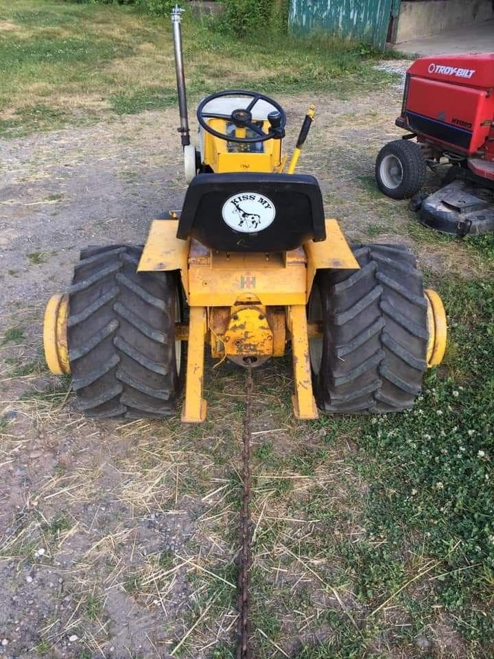 Farmall 460 Wiring Harness