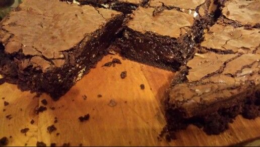 Serious brownie