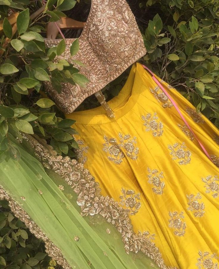 Lehenga by #Anushree_Reddy