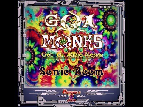 Dj Django Music: G.O.A MONKS - Sonic Boom (Full E.P) [Fantastic 5 R...