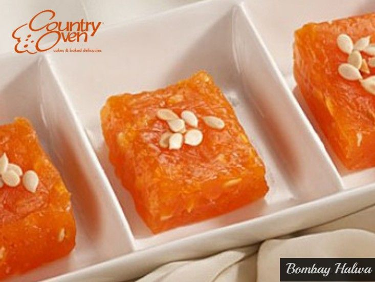 Celebrate your special ‪#‎occasions‬ with the delicious ‪#‎IndianSweets‬. Send this special Bombay #Halwa to your loved ones through countryoven.com