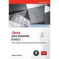 Livro - Java para Iniciantes