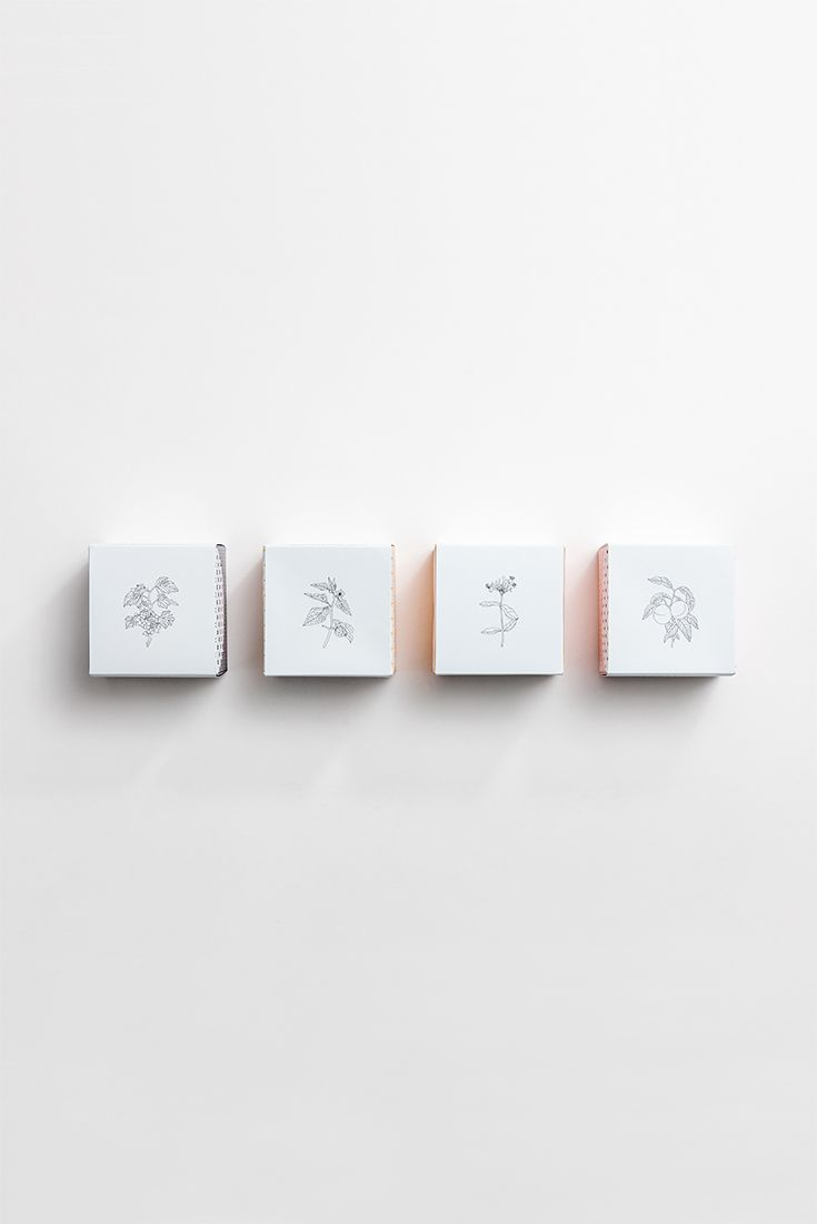 Camille Co. Luxury Soap Collection. Made in New Zealand. Beautifully designed packaging with soft colours and botanical prints.