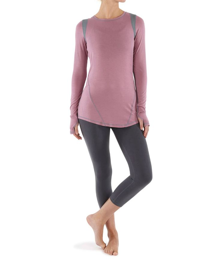 Magoa Top / Mauve www.talbotavenue.com