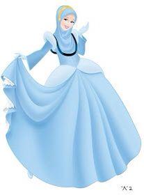 Cinderella as a muslim
