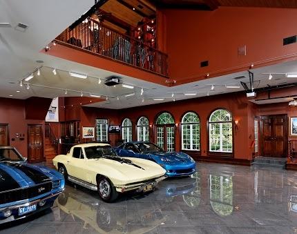 Classic Car Garage Classiccars