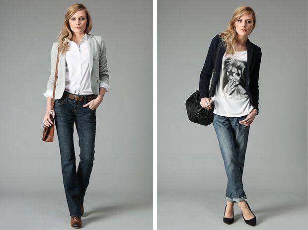 Новая коллекция в магазине модной одежды Promod
