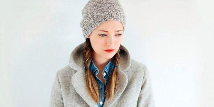 10 Peinados que van perfecto con gorras y gorritos