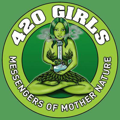 #cannabishealthresearch 420 Girls® - Creating Cannabis Awareness Since 1993
