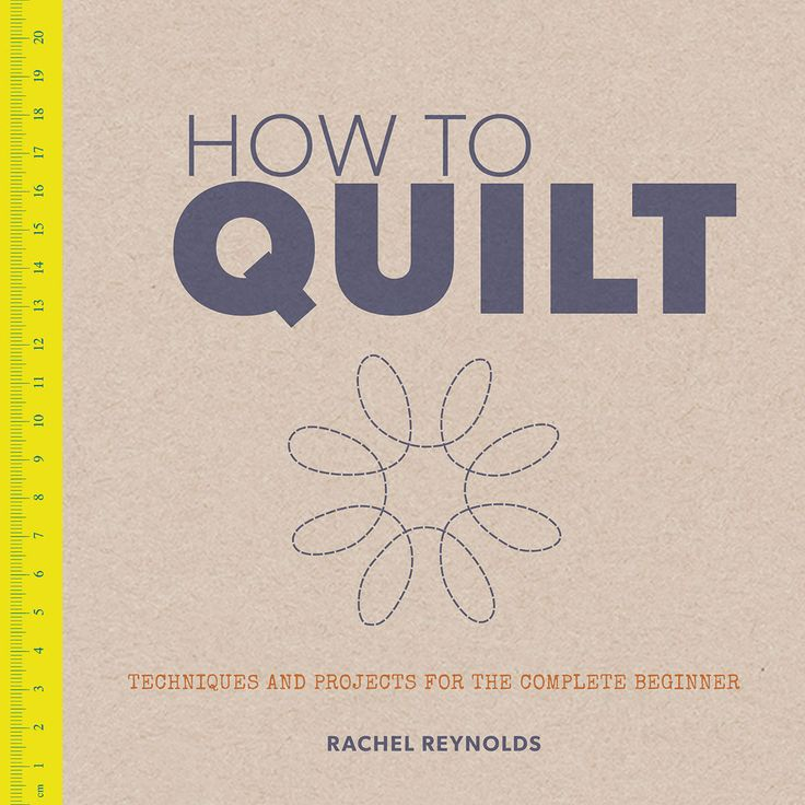 Guild Of Master Craftsman Books-How To Quilt