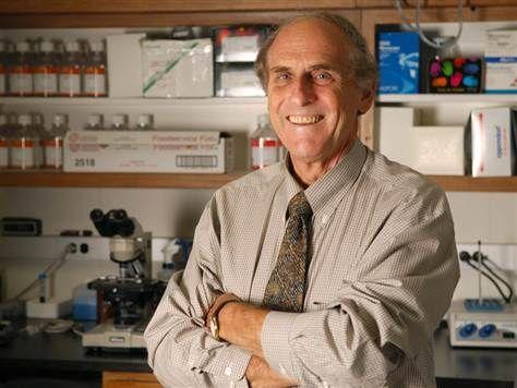 Ralph M. Steinmann, 2011.