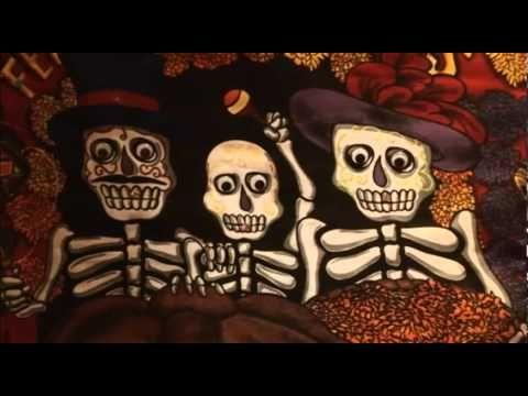 """Videos con actividades sobre """"El día de los Muertos"""""""