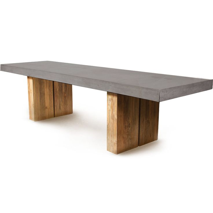Dazzling Categories Room Tables Archive Gotahavs With Table In Concrete Dining
