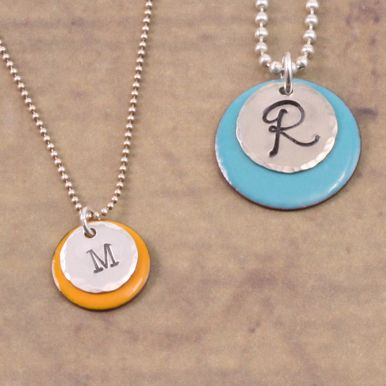 This DIY Project is a great way to apply two of our FREE online classes in one great project: Stamping & Enameling.  Check out the learning section on our site to watch both classes today! Beaducation.com: Jewelry Making Tools, Supplies, and FREE Classes