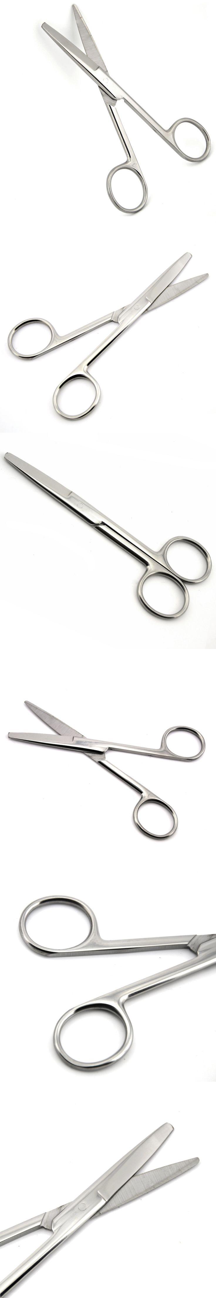 ZY 4.5 inch Pro Beard Scissors Mustache Hair Trimmer Shears For Men Shaving Shave Beard Barber