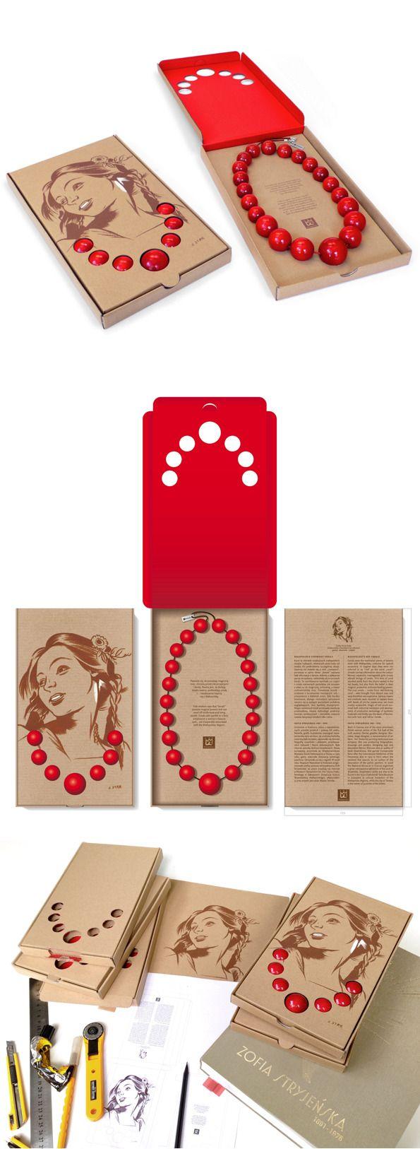 Małopolska's Red Corals box by Studio Otwarte