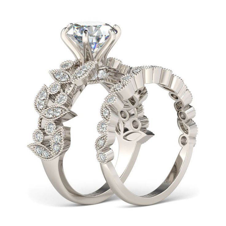 Trending Cheap princess cushion cut diamond engagement rings rose gold engagement rings and three stone engagement rings sale online