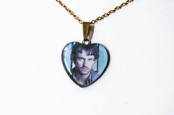 Special Agent Will Graham Hugh Dancy from by Blingstopaythebills, €10.00