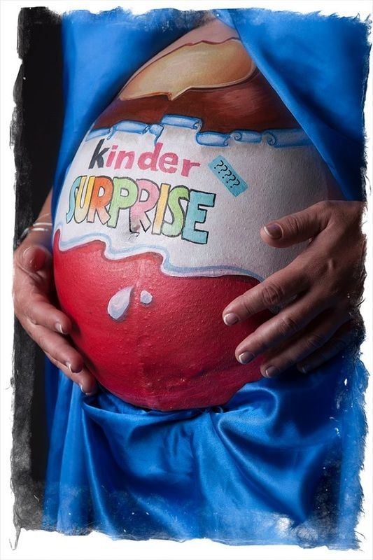 Kinder Surprise!