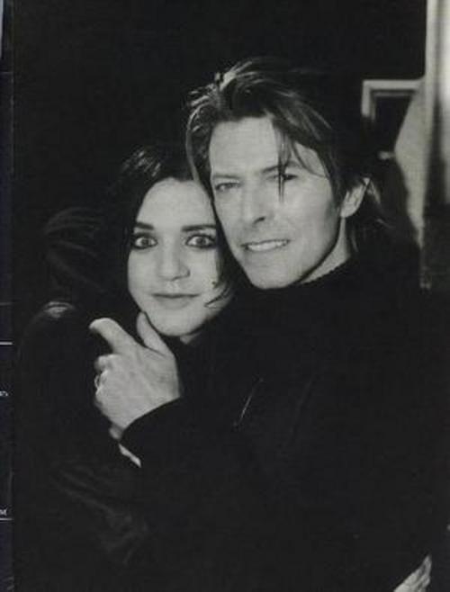 Brian Molko & David Bowie ♥