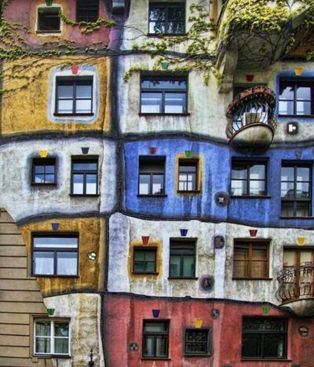 1000 Images About Artist Friedensreich Hundertwasser On