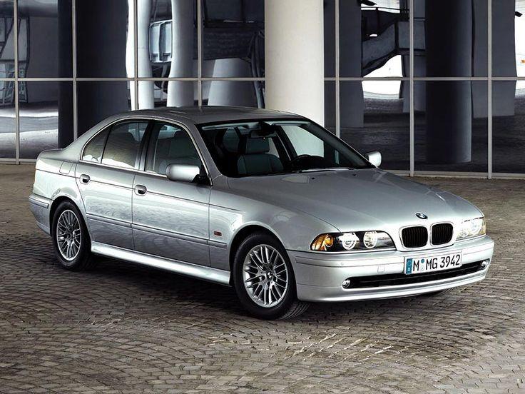 BMW 520i. Yes.