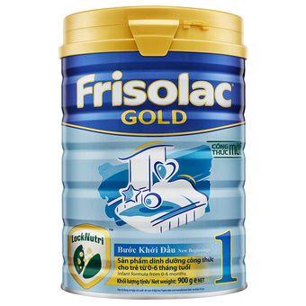 Mua Sữa bột Frisolac Gold 1 900g. cao cấp, giá tốt tại Lazada.vn, giao hàng tận nơi, với nhiều chương trình khuyến mãi giảm giá hấp dẫn.