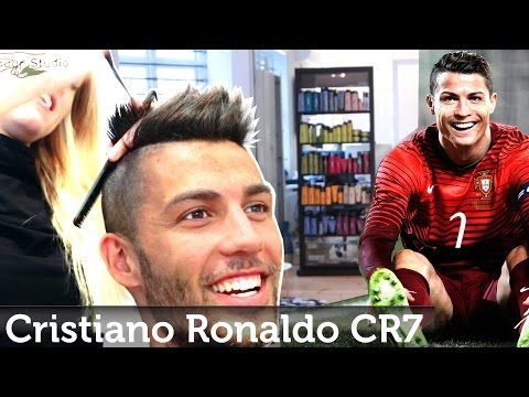 Best Images About Hair On Pinterest - Hairstyle like cristiano ronaldo cr7