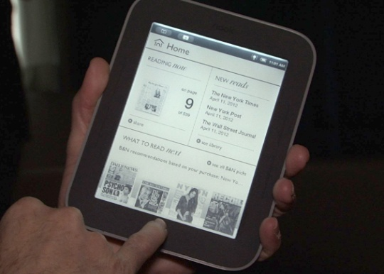 The Nook Simple Touch with GlowLight sets the standard for e-ink e-readers going forward and is well worth the extra money if you do a lot of nighttime reading. $139