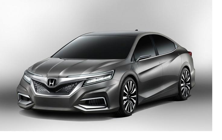 2013 Honda New Sedan Sport Car Wallpaper