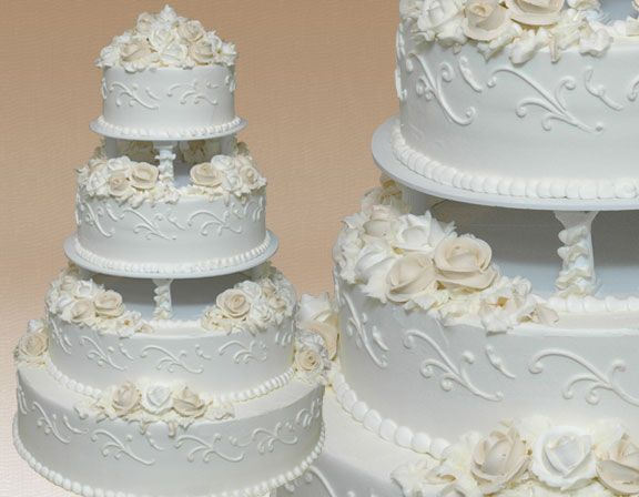 1000 images about Wedding Cake Ideas on Pinterest Ever after