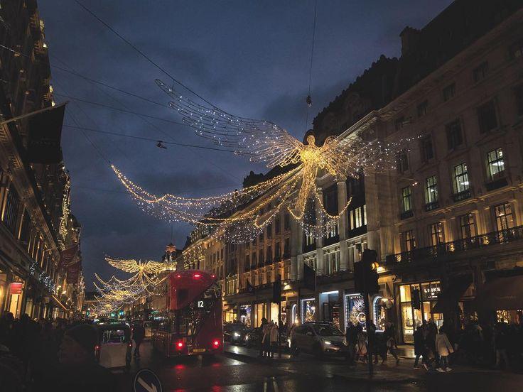 Regent Street angels keep watching... eh when the light are on  #xmas #christmasdecor #regentstreet #angelsquad #igers #igerslondon #londongram #thisislondon #igersoftheday #igersdaily #daily #dailypost #iglife #explorer #explore #neverstopexploring #lookaround #serialtraveler #exklusive_shot #beautifuldestinations #visualoftheday #ig_LondonUK #kings_villages #agameoftones #toplondonphoto #ig_masterpiece #visitlondon #picoftheday