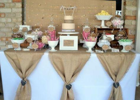 70 Burlap Wedding Ideas To Bring A Warm Rustic Feel   HappyWedd.com