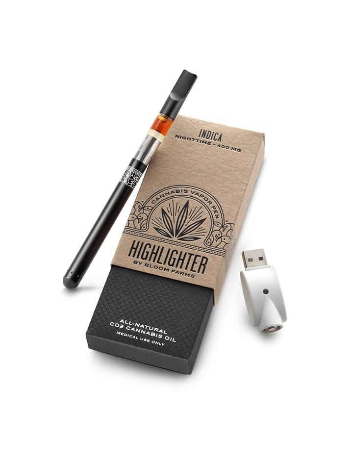 Simple, discrete and stylish, Highlighter is a portable, smokeless cannabis oil vapor pen.  Extracted with clean CO2 in the same way as essential oils, our pure, all-natural cannabis oil contains consistent 45-50% THC content. The…