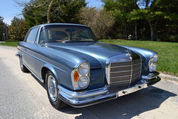 1970 mercedes benz 280se coupe klassic kars pinterest for 1970 mercedes benz 280se