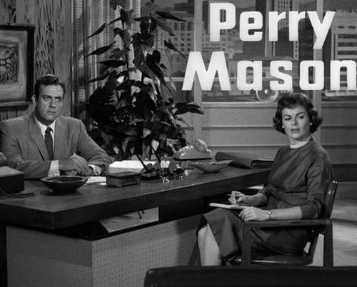 The Perry Mason novels by Erle Stanley Gardner