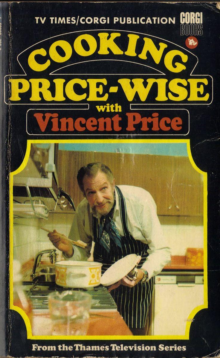 cook Vincent Price