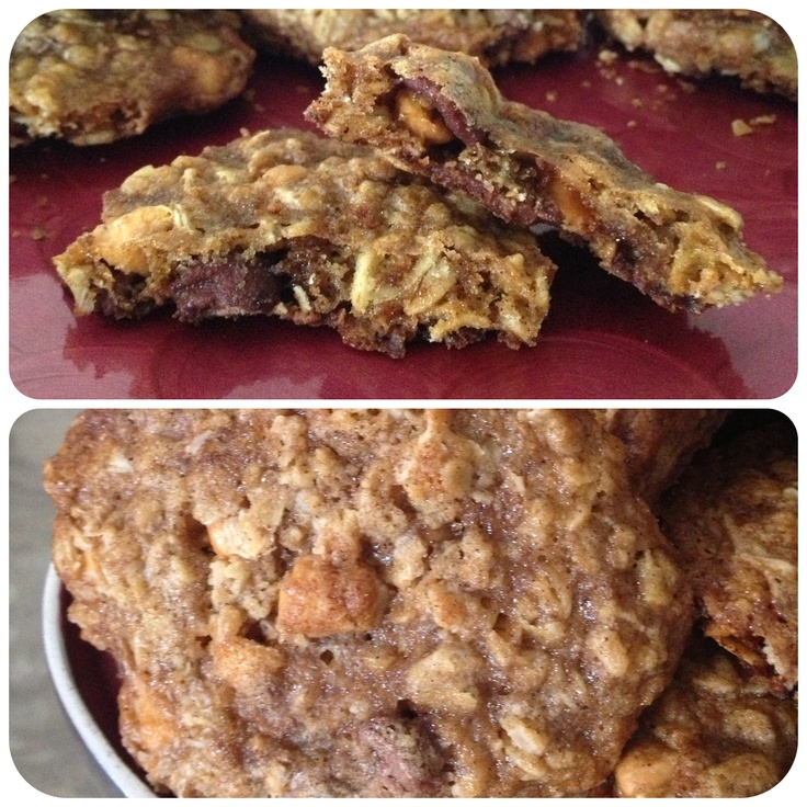 Chocolate Chip Scotchies | Cookies | Pinterest
