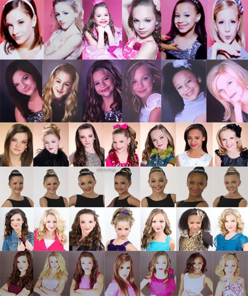 vignette1.wikia.nocookie.net dancemoms images b b5 Pyramid_collage_season_1-4.png revision latest?cb=20140707192835