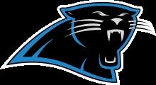 Original Carolina Panthers logo.